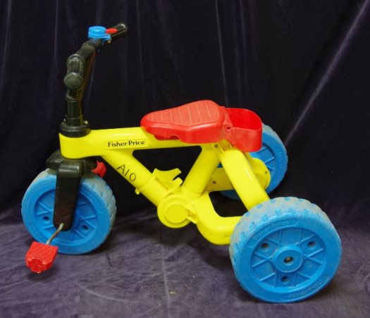 A10: Fisher Price Mountain Trike/Bike