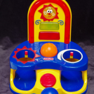 B10: Fisher Price Basketball Game