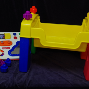 B12: Fisher Price Shape Table