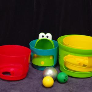 B25: Frog Ball Run
