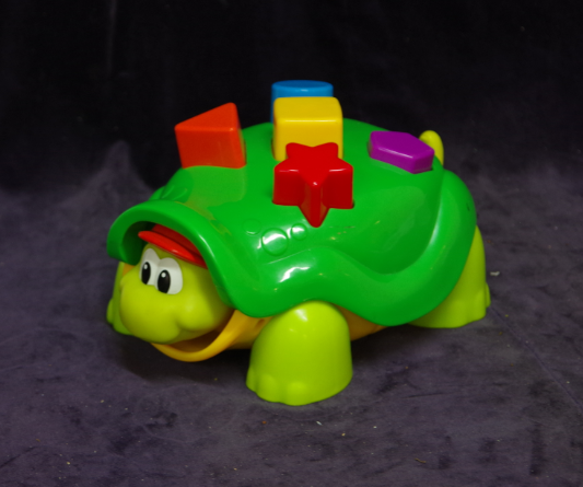 B31: Fisher Price Shape Turtle