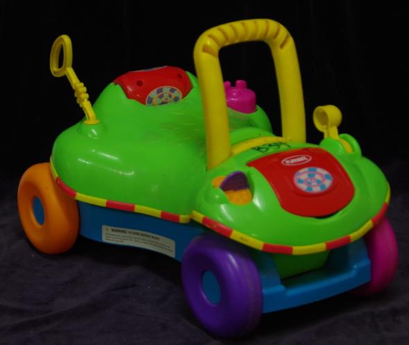 B34: Playskool Ride-on Car