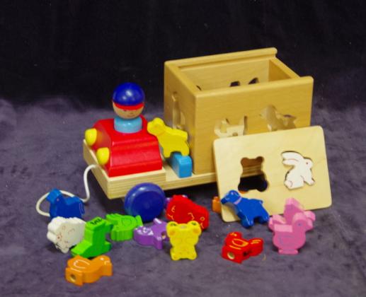 B42: Animal Sorting Truck