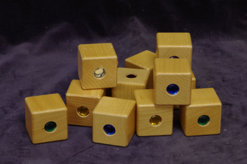 B44: Sound Matching Gem Blocks