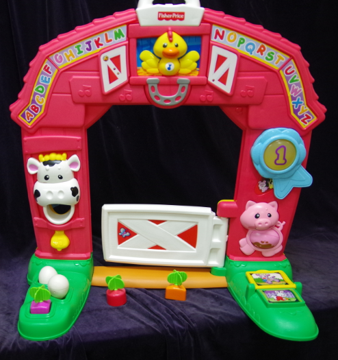 B48: Fisher Price Laugh & Learn Learning Farm