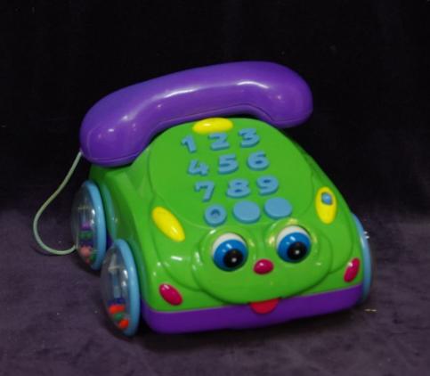 B51: Car Telephone