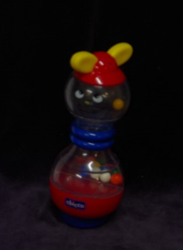 B57: Chicco Ball & Squeak Rattle
