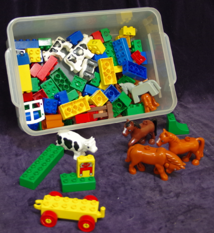 C03: Duplo Animals & Blocks