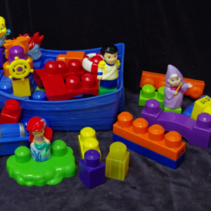 C15: The Little Mermaid Megablocks Set