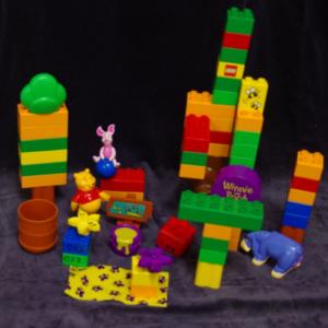 C23: Winnie the Pooh Duplo Set