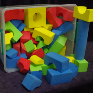 C25: Foam Building Blocks