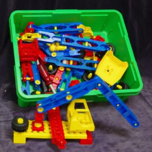 C29: DUPLO large Tool Set (LEGO DACTA)