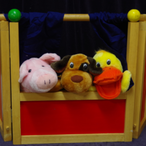 E06: Puppet Theatre & Puppets