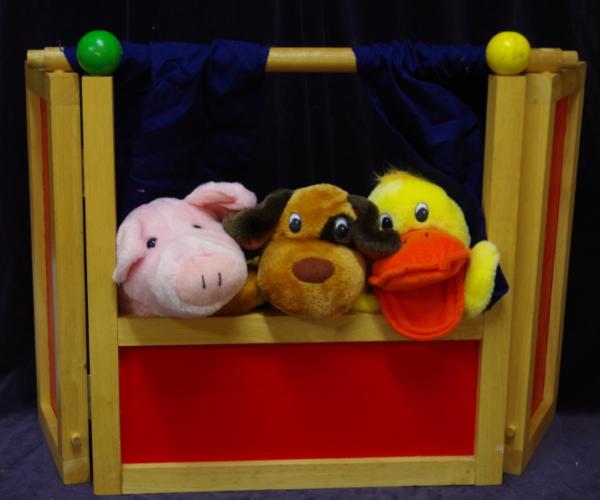 E06: Puppet Theatre & Puppets
