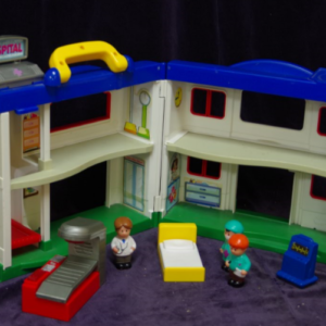 E08: Hospital Set