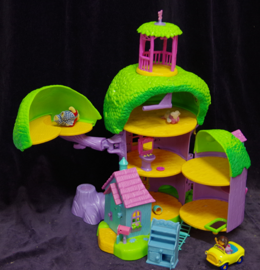 E16: Disney Treehouse