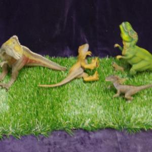 E26: Large Dinosaurs Set (Schleich)