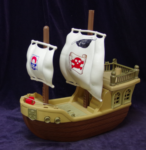 E29: Pirate Ship Set