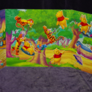 E32: Winnie the Pooh Magnetix Playscene