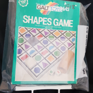G18: Shapes Game