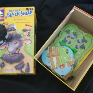 G21: Baa Baa Black Sheep game