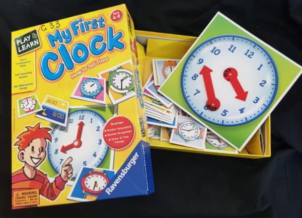 G33: My First Clock