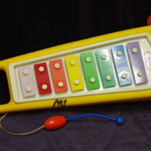 M01: Little Tikes Xylophone