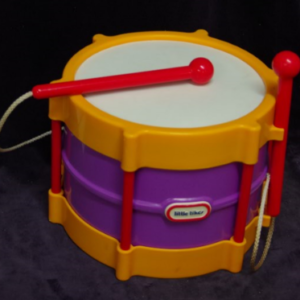 M02: Little Tikes Drum