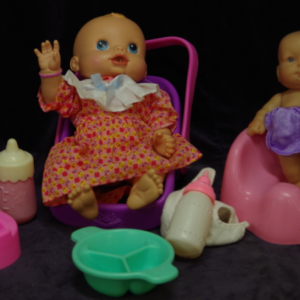 R37: Baby Alive and Doll Accessories