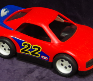 V02: Little Tikes Stock Cars