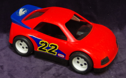 V02: Little Tikes Stock Cars