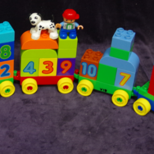 V18: DUPLO Learn to Count