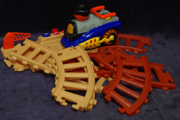 V20: Shelcore Train Set